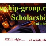 Grant Commission scholarship programs in India